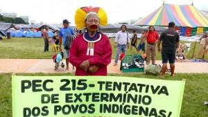 tentativo di sterminio del popolo indigeno