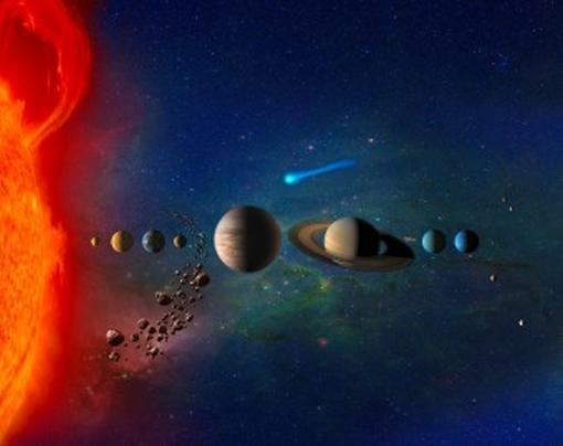 Così funziona la gerarchia cosmica
