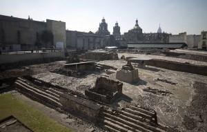 Il sito del Templo Mayor (AP PhotoEduardo Verdugo)