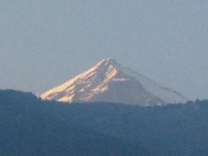 La cima del Roc Maol