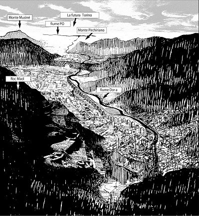 ricostruzione della città di Rama