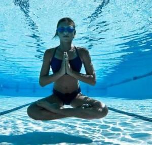 woga - yoga acquatico
