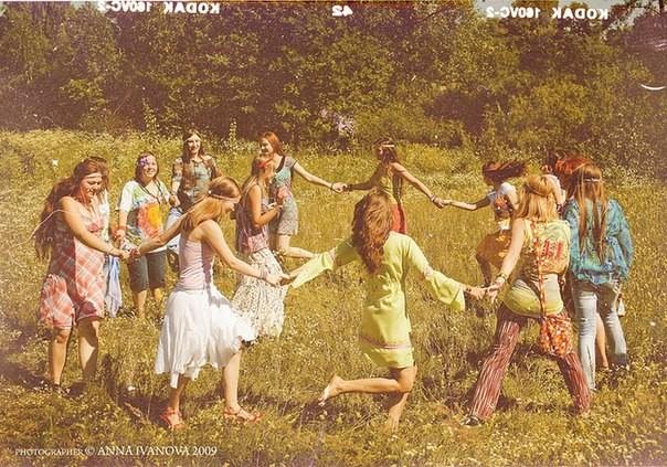 Hippies – La storia degli ultimi europei liberi