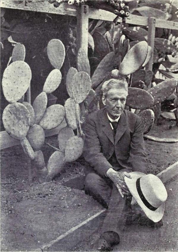 Luther Burbank – L'uomo che sussurrava alle piante
