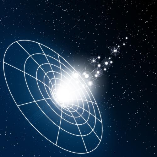 E se la materia oscura fosse fatta di buchi neri?
