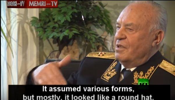 """Ex Comandante in Capo Marina Russa: """"Ho avvistato degli UFO"""""""