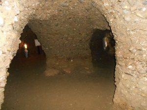 Labirinto preistorico sotterraneo di Ravne