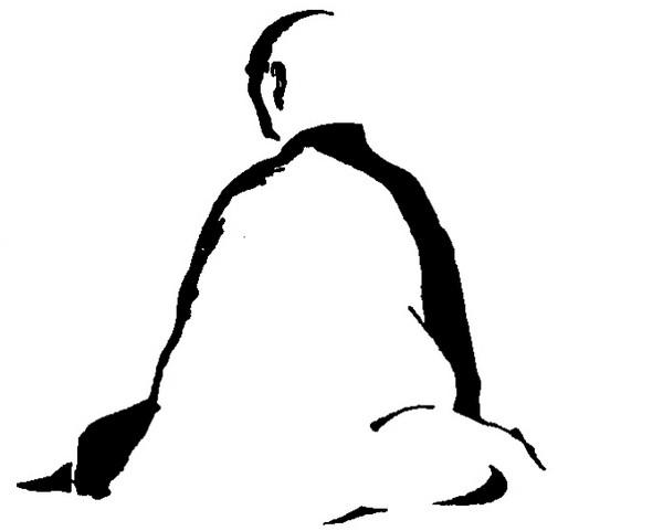 Shikantaza zen – Stare semplicemente seduti