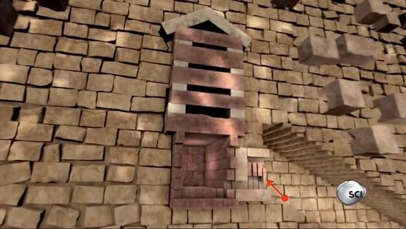 Ricostruito in 3D il sistema anti intrusione della Piramide di Giza