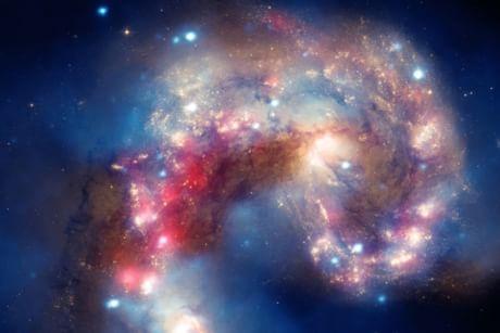 Spazio: calcolata l'energia di tutte le stelle dell'universo 1