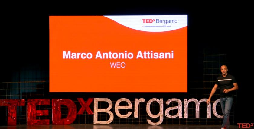 Watly e l'Energy_Net: Marco Antonio Attisani (TEDxBergamo)