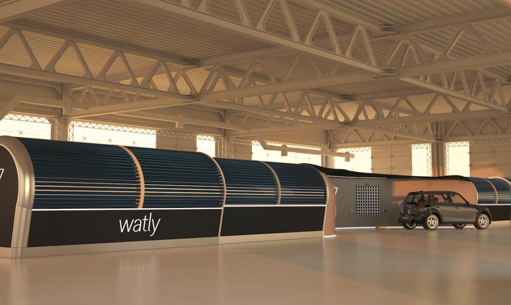 Un computer da 15 tonnellate fornisce accesso ad acqua, energia e internet
