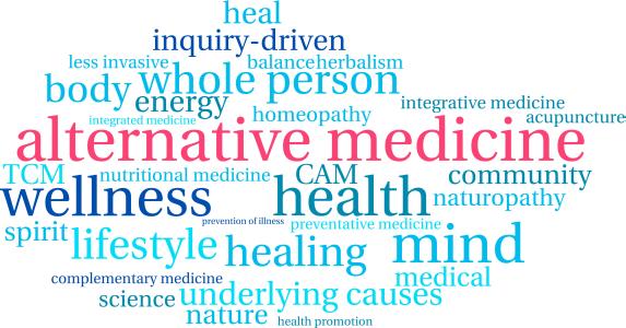 """L'""""alternativa"""" è la medicina integrata"""