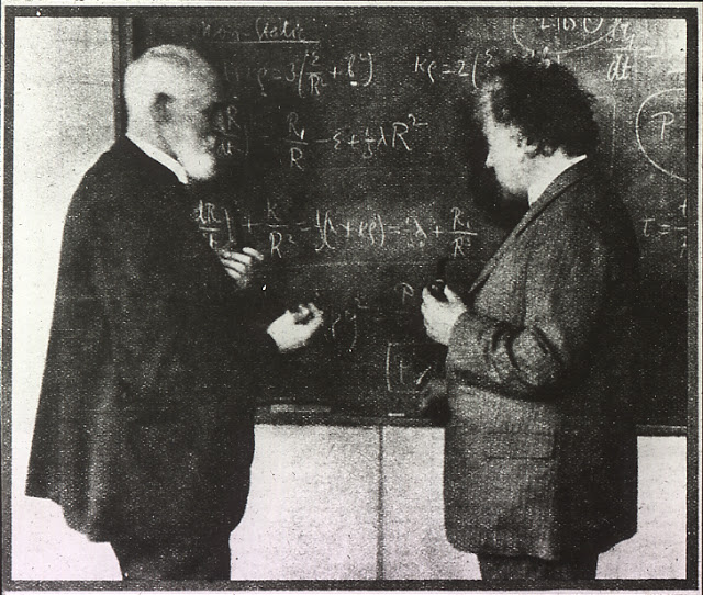 Einstein cosmologo e un manoscritto inedito