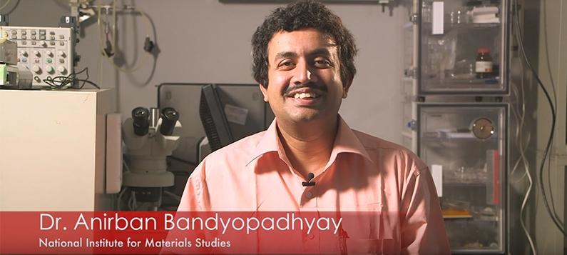 Un articolo su Anirban Bandyopadhyay: nanorobot e cervello