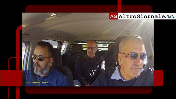 In viaggio con Mauro Biglino verso Caserta