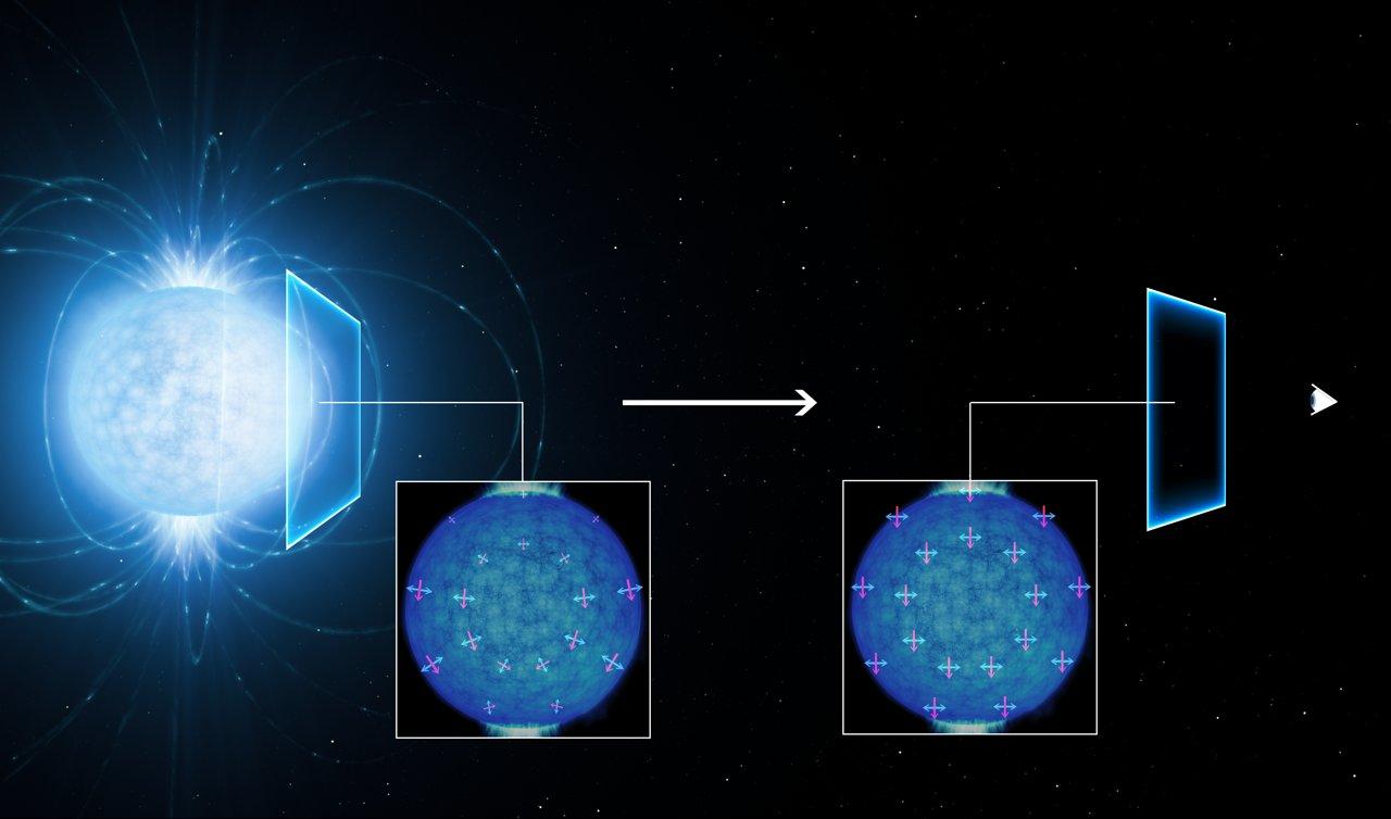 Primi segni di una bizzarra proprietà quantistica dello spazio vuoto?
