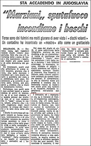 UFO nel passato: immagini e testimonianze di oltre 3000 anni di contatti di Umberto Telarico - Parte prima 8
