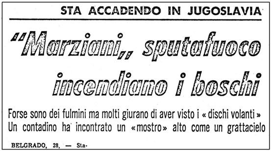 UFO nel passato: immagini e testimonianze di oltre 3000 anni di contatti di Umberto Telarico - Parte prima 9