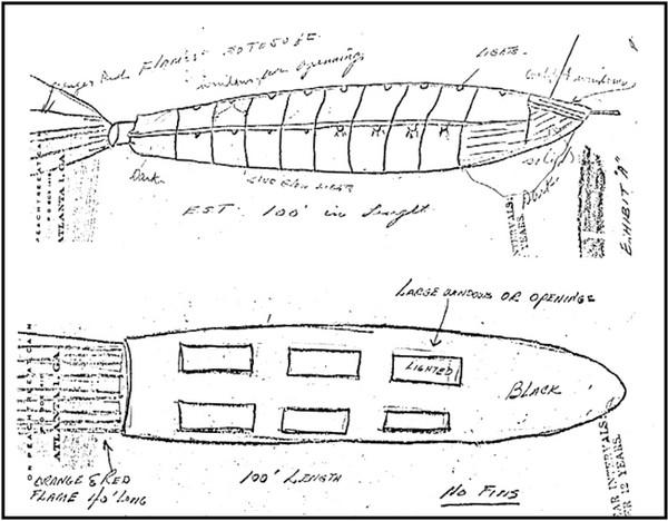 UFO nel passato: immagini e testimonianze di oltre 3000 anni di contatti di Umberto Telarico - Parte seconda 11
