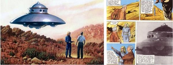 UFO nel passato: immagini e testimonianze di oltre 3000 anni di contatti di Umberto Telarico - Parte seconda 4