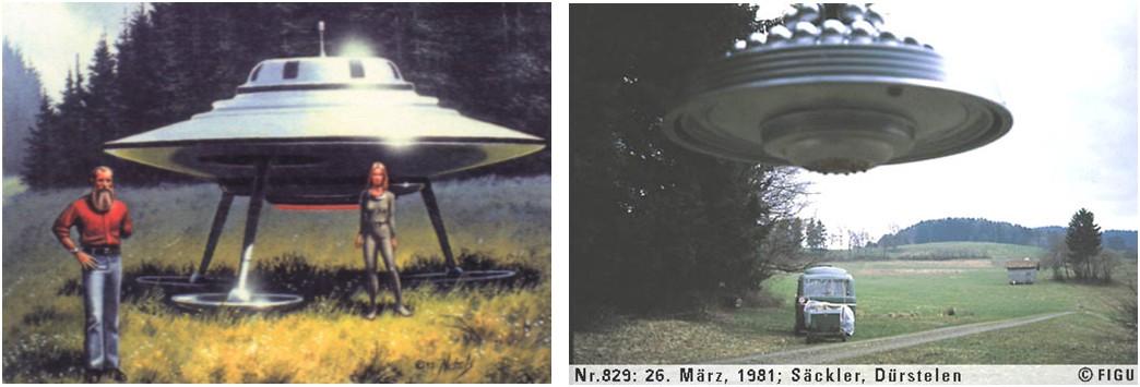 UFO nel passato: immagini e testimonianze di oltre 3000 anni di contatti di Umberto Telarico - Parte seconda 7
