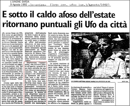 UFO nel passato: immagini e testimonianze di oltre 3000 anni di contatti di Umberto Telarico - Parte seconda 14