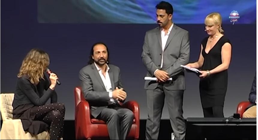 Nassim Haramein e Thomas Torelli – Energylife TV