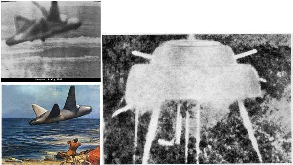 UFO nel passato: immagini e testimonianze di oltre 3000 anni di contatti di Umberto Telarico - Parte terza 2
