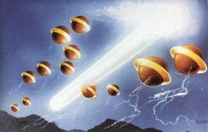 UFO nel passato: immagini e testimonianze di oltre 3000 anni di contatti di Umberto Telarico - Parte terza 8