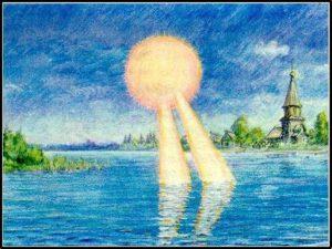 UFO nel passato: immagini e testimonianze di oltre 3000 anni di contatti di Umberto Telarico - Parte terza 9