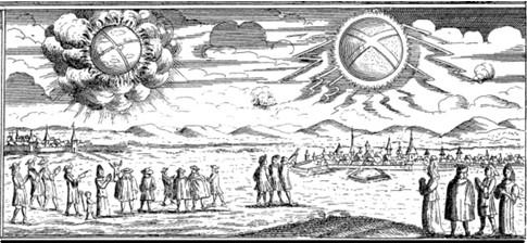 UFO nel passato: immagini e testimonianze di oltre 3000 anni di contatti di Umberto Telarico – Parte quarta 4