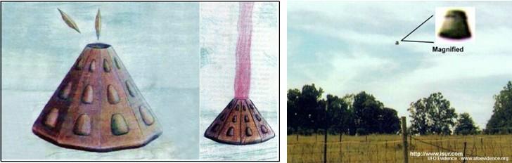 UFO nel passato: immagini e testimonianze di oltre 3000 anni di contatti di Umberto Telarico – Parte quarta 12