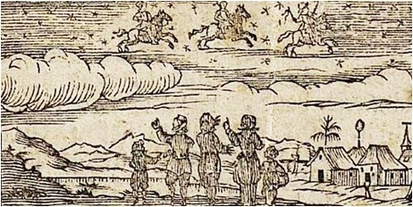 UFO nel passato: immagini e testimonianze di oltre 3000 anni di contatti di Umberto Telarico – Parte quarta 11