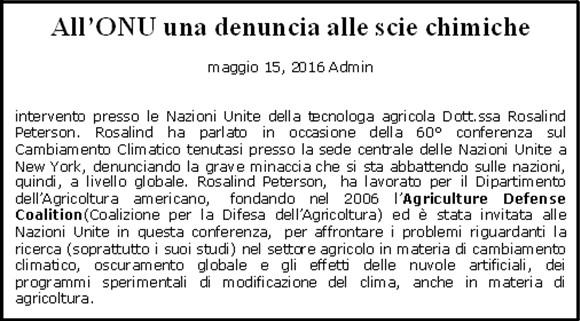 Nuovo attacco alla (contro) disinformazione da parte dei media di regime - Umberto Telarico - Parte prima 20