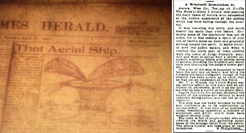UFO nel passato: immagini e testimonianze di oltre 3000 anni di contatti di Umberto Telarico – Parte quinta 6