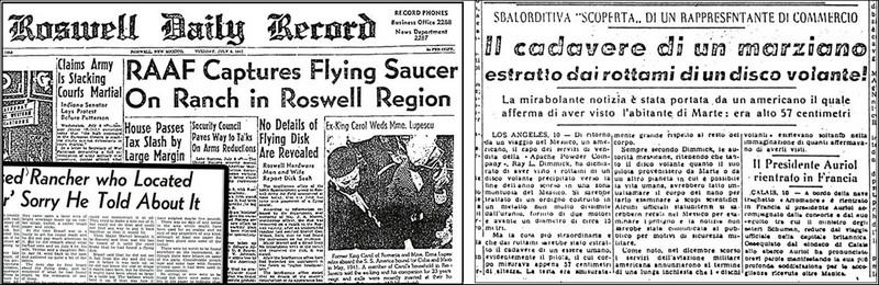 UFO nel passato: immagini e testimonianze di oltre 3000 anni di contatti di Umberto Telarico – Parte quinta 7