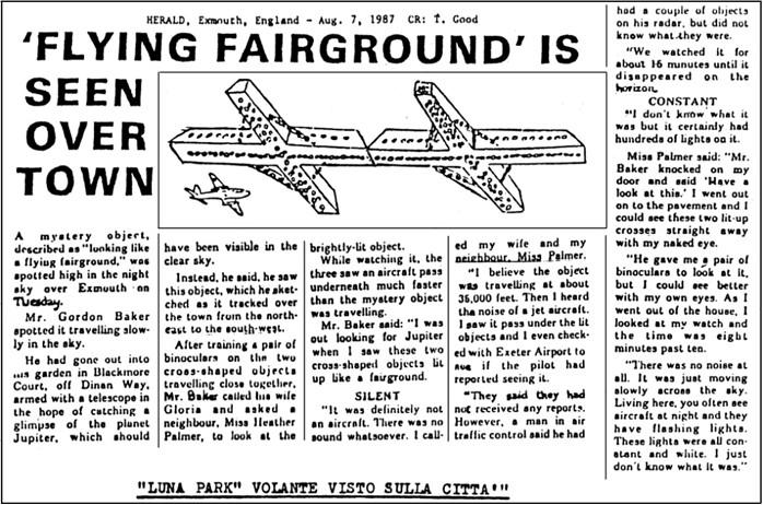 UFO nel passato: immagini e testimonianze di oltre 3000 anni di contatti di Umberto Telarico – Parte quinta 10