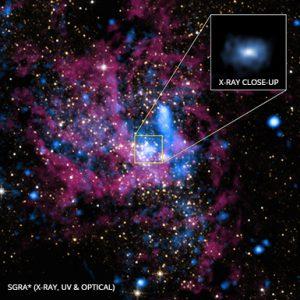 """Buchi Neri della Cosmologia Standard, non sono """"mostruosi"""" come vengono descritti 1"""