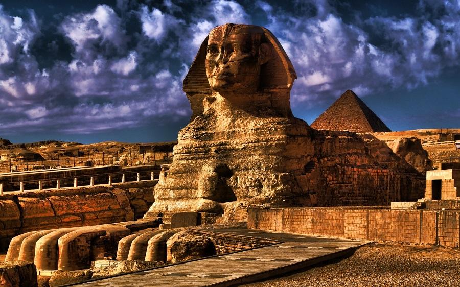 La Sfinge ha 800.000 anni di età: la tesi choc di due scienziati 1