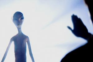 linguaggio alieno