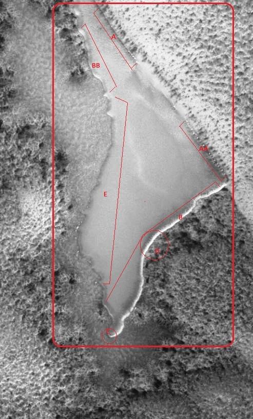 Le foto NASA su Marte rivelano menzogne