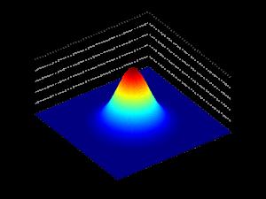 La particella interagisce con il suo Campo Ondulatorio! 2