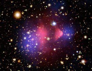 aloni di materia oscura