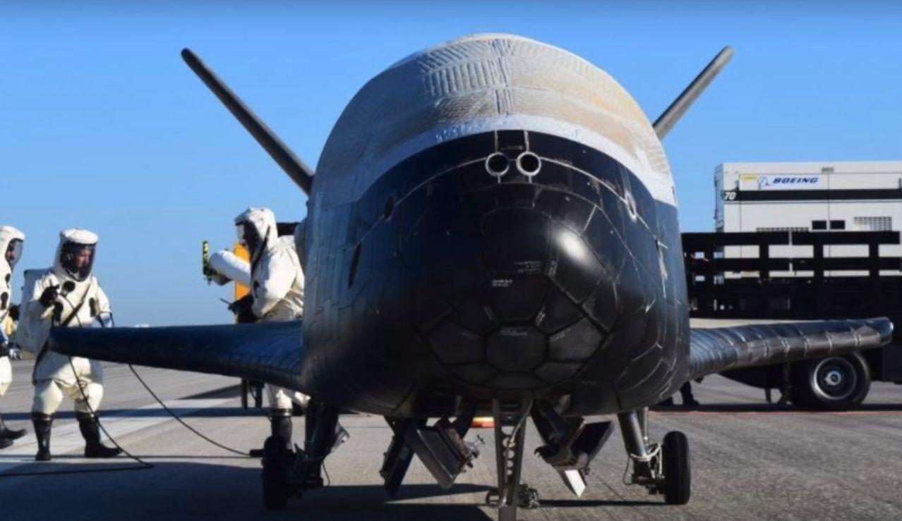 Si è conclusa la missione segreta X-37b Otv-4, ma di che cosa si tratta?