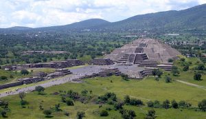 Teotihuacan, polo industriale 4