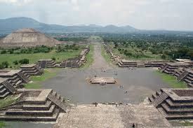 Teotihuacan, polo industriale 5