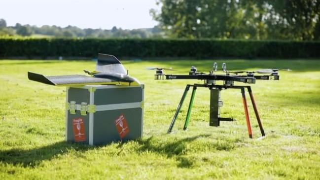 I droni semina-alberi rimboschiranno le zone desertificate al ritmo di 10.000 piante al giorno 2
