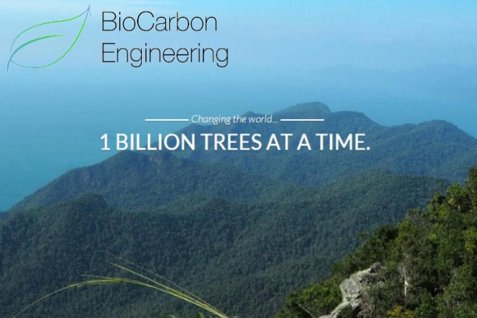 I droni semina-alberi rimboschiranno le zone desertificate al ritmo di 10.000 piante al giorno