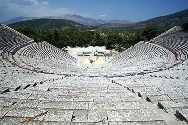 Svelato il segreto dell'eccezionale acustica del Teatro di Epidauro dell'Antica Grecia 3